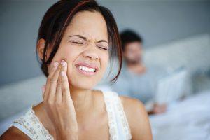 مشکلات دندان عقل