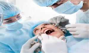 مراحل جراحی ارتودنسی